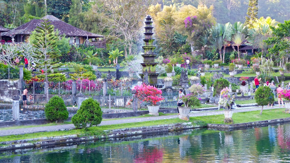 Tirtagangga Water Palace Bali