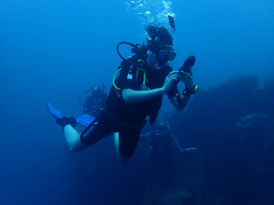 PADI Open Water Course - Let's Dive Tulamben