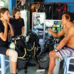Lets Dive Tulamben Briefing