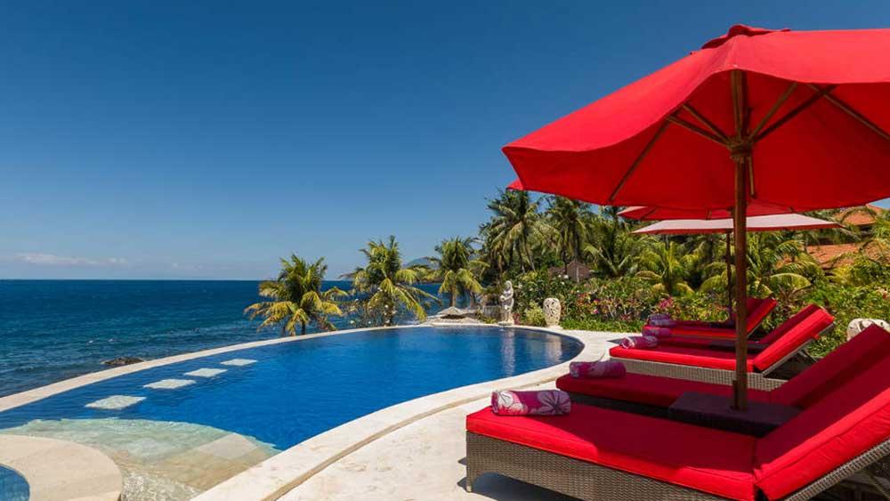 Toyabali Resort in Tulamben, Bali